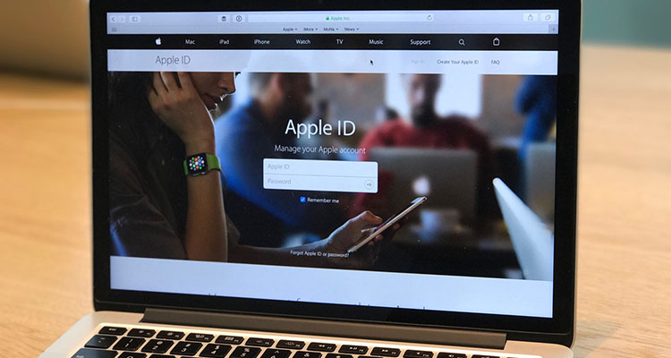 Как изменить почту привязанную к Apple ID
