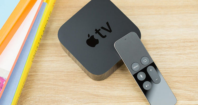 Как перезагрузить приставку Apple TV