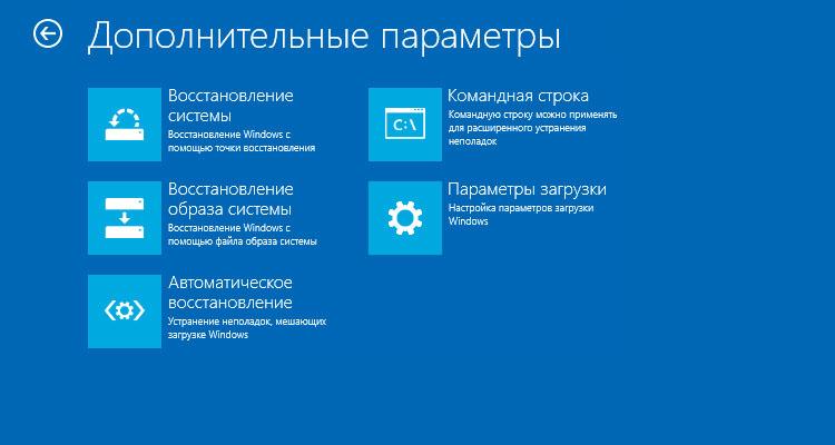 Как восстановиться из резервной копии Windows 8