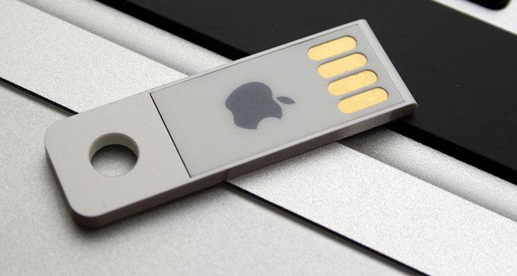 Как создать загрузочную флешку c Mac OS